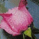Картина з алмазної мозаїка поблизу