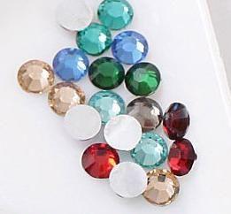 Круглі стрази для алмазної вишивка