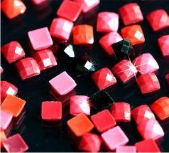 Квадратні стрази для алмазної мозаїки