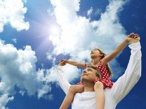 Кращий подарунок дитині, щасливі діти, Як виховати щасливу дитину.