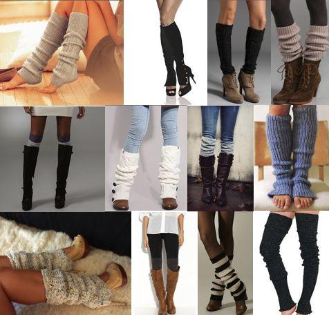 гетри та взуття