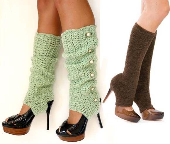 гетри з туфлями