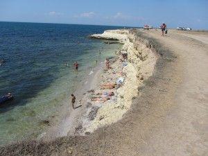 Гарне подорож у Криму.