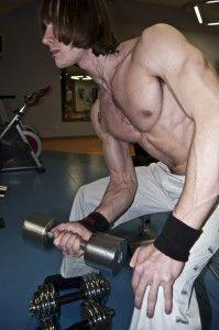 один підхід під час тренування, Як швидко накачати м'язи, одиночний підхід,