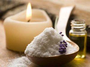 Сольовий скраб для волосся: рецепти та відгуки