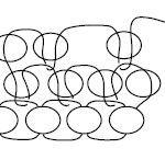 Овечки з бісеру в техніці цегляного плетіння
