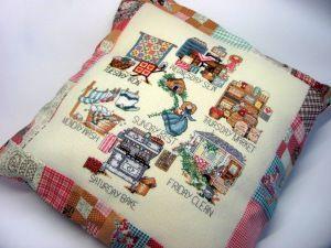 Виходячи з вироби яке ви вишиваєте вибираємо тканину