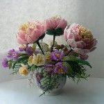 Квіти з бісеру своїми руками