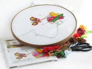 Що необхідно для вишивки хрестиком