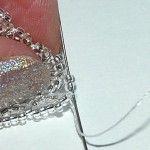 Майстер-клас з плетіння коміра з бісеру