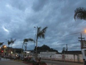 Холодно чи восени в Бразилії.