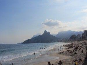Весна бразильські пляжі.