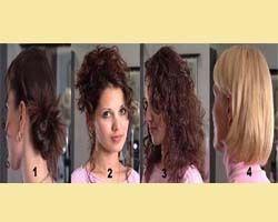 укладання для волосся