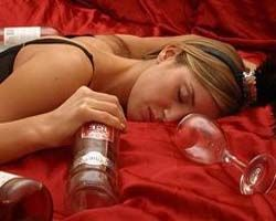 шкоду алкоголю